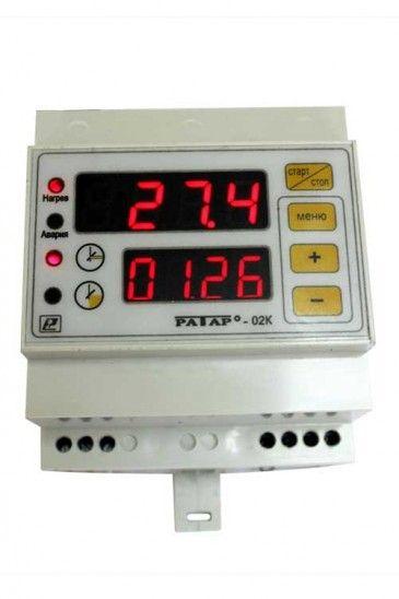 Терморегулятор Ратар-02К со встроенным таймером для саун и фитобочек 5f54422eef36b