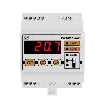 Терморегулятор Ратар-02У со встроенным реле контроля уровня 5fc56c0067664