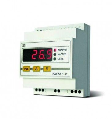 Терморегуляторы Ратар-02, -02М универсальные 5fb59901cb4ad