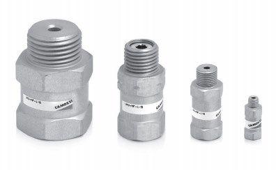 Запорные клапаны Серия VNV 5f54406090f9b