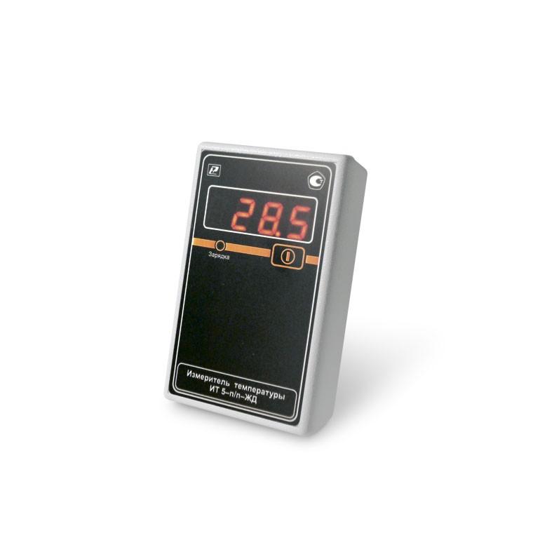 Измеритель температуры железнодорожных рельсов ИТ5-П/П-ЖД 6087ea957a9d8