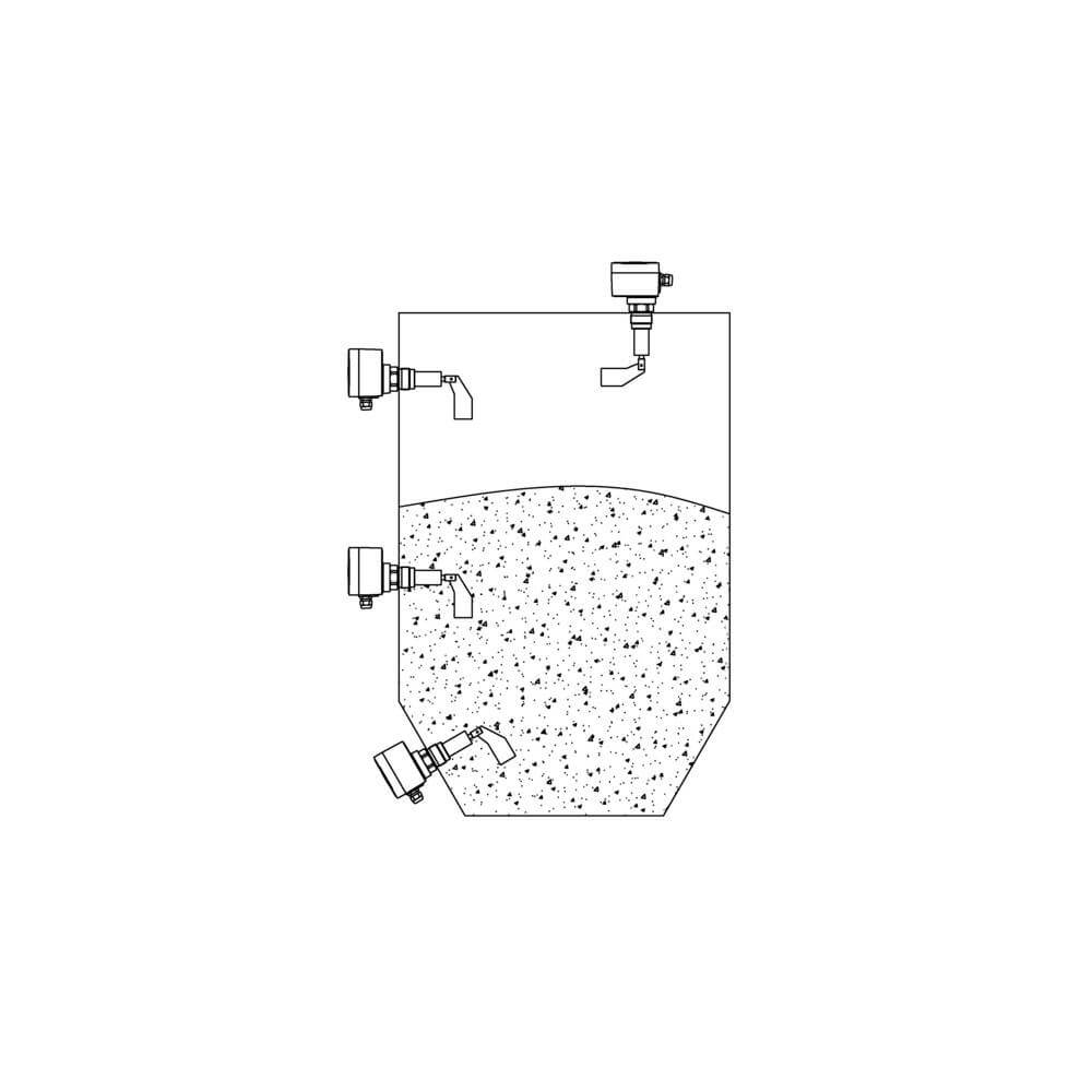 Ротационный сигнализатор уровня RN 3004 5f93eed418b68