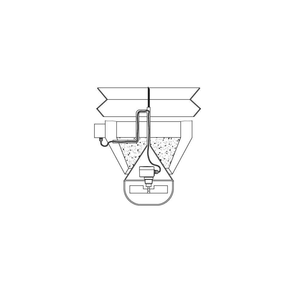 Ротационный сигнализатор уровня RN 3005 60823ccd10c8d