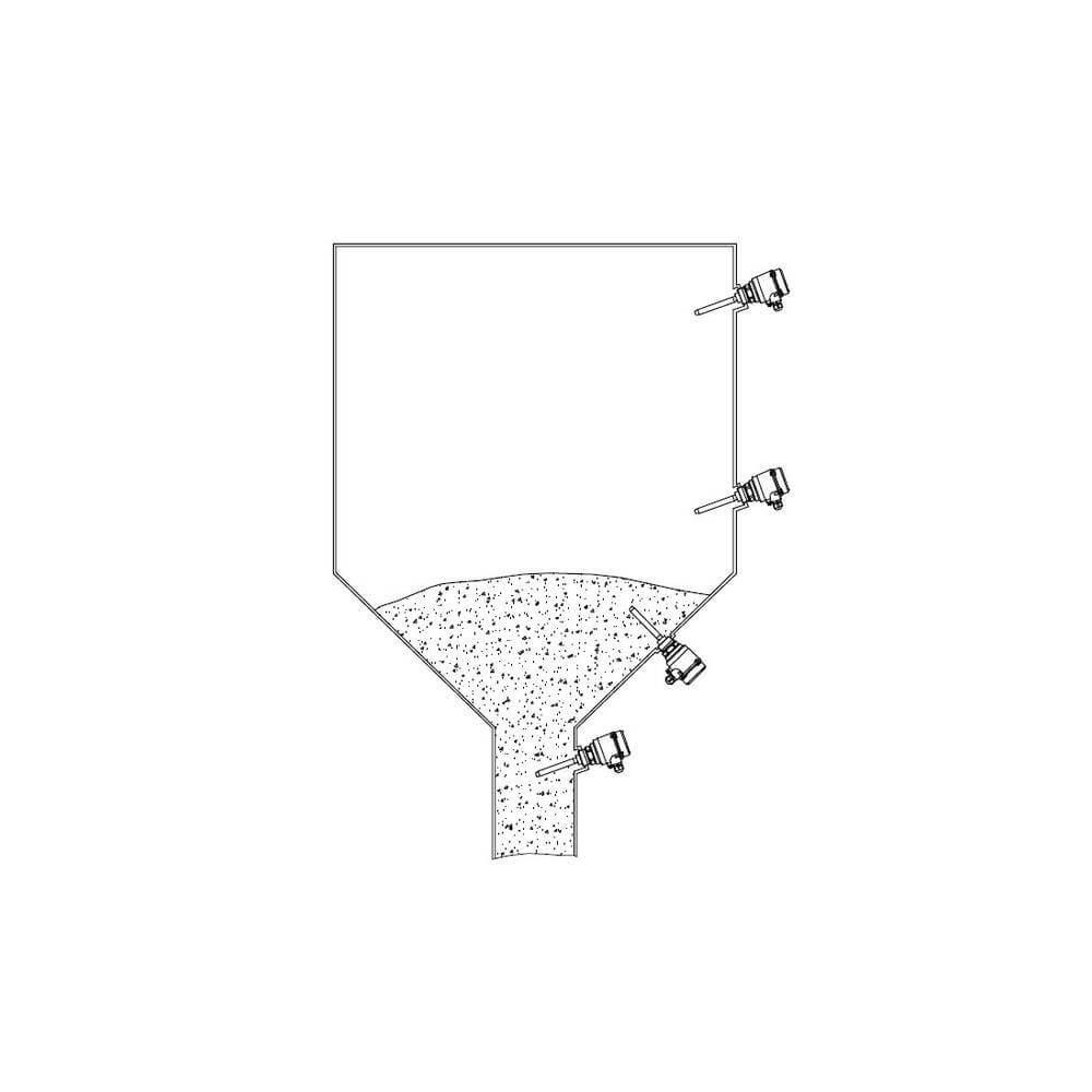 Вибрационный сигнализатор уровня MN 4020 60828ccd3fd78