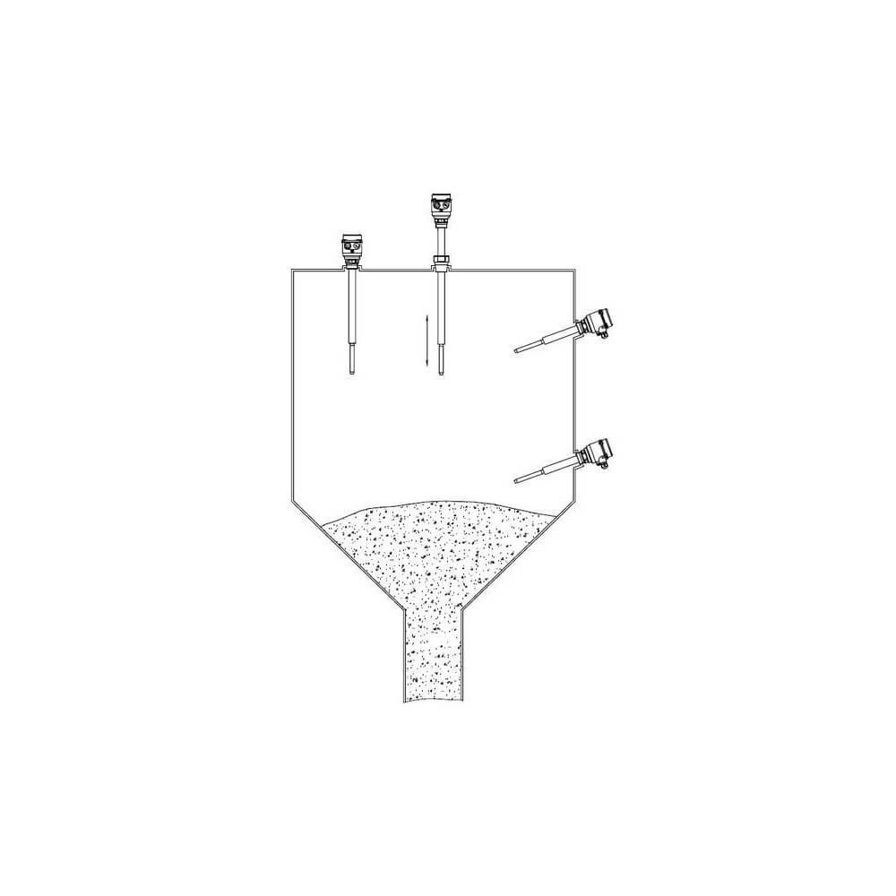 Вибрационный сигнализатор уровня MN 4030 5fc93798dc65c